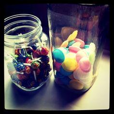 Simple sweet jars