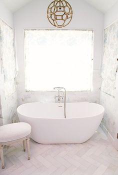 lauren conrad bathroom. beautiful bath room that adds modern  luxury rustic feel Tour Lauren Conrad s Elegant Light Filled Home in the Pacific