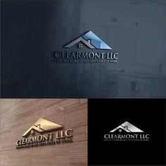 Create a logo and branding material for our residential building company. by Gundam SEED Destiny Real Estate Company Names, Real Estate Logo, Building Logo, Building Companies, Roofing Logo, Roofing Felt, Logo Engineering, Handyman Logo, Construction Company Logo