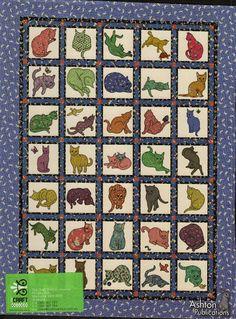 Claire's Cats by Ashton - Jimali McKinnon - Picasa Web Albums