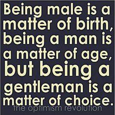 Male-Man-Gentleman