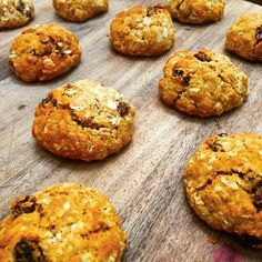 I think Cookie Monster said it best: 'Today me will live in the moment, unless it's unpleasant, in which case, me will eat a cookie.' This recipe is perfect for the vegan looking for a healthy, plant based cookie, that even our friend Cookie Monster would enjoy. Mildly spiced, lightly sweetened and crunchy, my Healthier Oatmeal and Raisin Cookies are a great option for last minute guests or a morning tea treat.