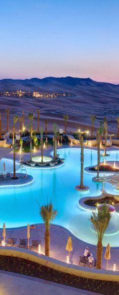 OMG!!!! Qasr al Sarab Abu Dhabi - will you go there for your honeymoon???