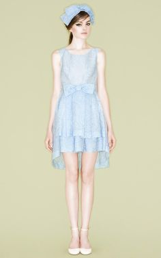 Shop Sissi Dress by Vivetta for Preorder on Moda Operandi