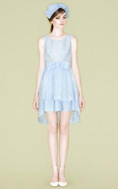 Shop Sissi Dress by Vivetta for Preorder on Moda Operandi