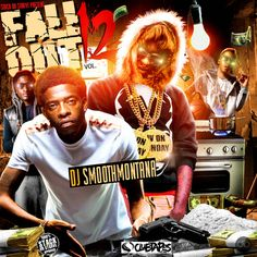 STACK OR STARVE PRESENTS: 'FALL OUT 12' HOSTED BY DJ SMOOTH MONTANA @DJSMOOTHMONTANA @STACKORSTARVDJS