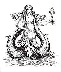 sea monster mermaid - Google Search
