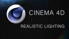 Cinema 4D Tutorial: Realistic Lighting