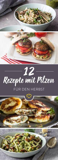 Leckere Pilz-Rezepte und jede Menge Inspiration rund ums Kochen und Genießen finden Sie im Springlane Magazin.