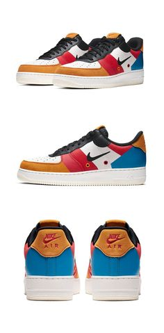 Nike Air Force 1 PRM Nike Air Force Ones, Air Force 1, Kinds Of Shoes, Shoe Game, Me Too Shoes, How To Look Better, Kicks, Sneakers, Collection