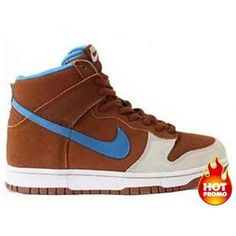 Mens Nike Dunk High Premium Sb Skate Mental 685d19743