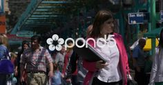 People walking in the center of Cordoba, Argentina - Stock Footage | by BucleFilms