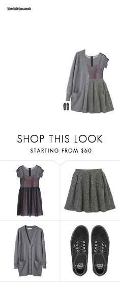 """""""984"""" by glitterals ❤ liked on Polyvore featuring Mulberry, Cacharel and Vans"""