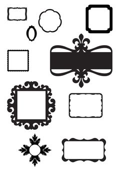 Kldezign the svg svg-frames svgs silhouet, lijstjes и papier Vinyl Crafts, Vinyl Projects, Projects To Try, Paper Crafts, Silhouette Cutter, Silhouette Files, Silhouette Images, Silhouette Portrait, Scrapbook Paper
