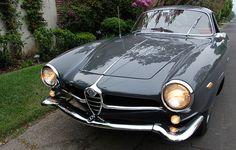 1965 Alfa Romeo Giulia SS Coupe