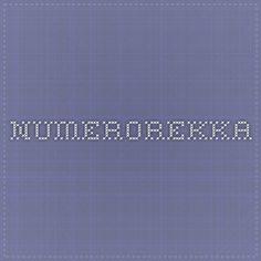 numerorekka