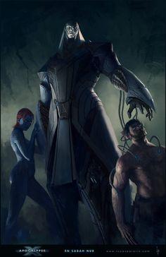 X-Men Apocalypse - The Movie - Fan Version  Created by Lucas Parolin