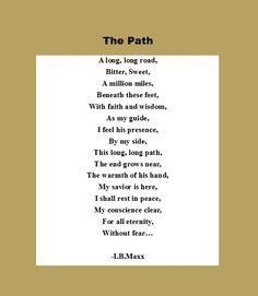 Do you like the poem I wrote?