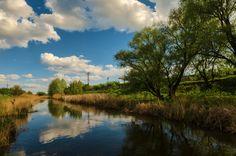 Lopan river. Kharkov. Ukraine by Igor Nayda on 500px