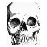 Skull Letterhead #halloween #happyhalloween #halloweenparty #halloweenmakeup #halloweencostume