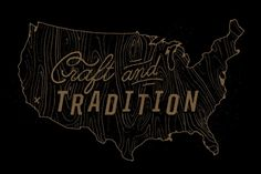 Craft & Tradition by David M. Smith