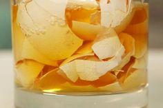 Æggeskaller er den ene ingrediens i dette naturlige myggemiddel.