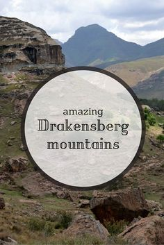 In pictures: Drakensberg Mountains, South Africa and Lesotho: