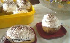 Tiramisu muffin Tiramisu, Muffin, Breakfast, Food, Morning Coffee, Essen, Muffins, Meals, Tiramisu Cake