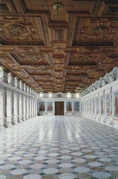 Ambras Castle, Austria