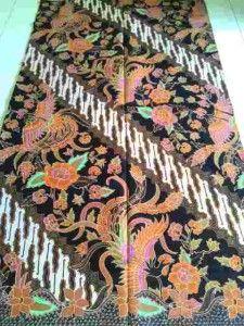 Jual grosir dan eceran kain batik solo bahan katun halus murah