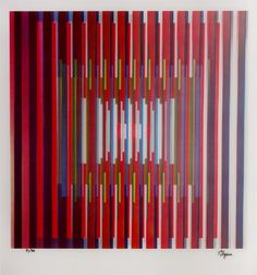 Yaacov Agam. Visual art