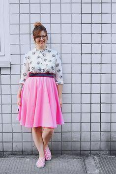 KuneCoco • DIY your closet • Tellerrock selbst genäht