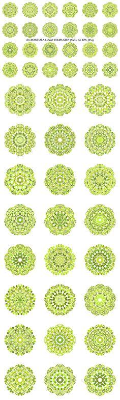 24 Floral Mandala Logo Templates #logo #mandalalogo #logotemplate #green #mandala #LogoTemplate #MandalaLogos #salon #MandalaLogoTemplates #geometrical #floralgraphic #mandalas #lifestyle #MandalaDesign #greengraphic #LogoTemplateDesign #MandalaArtwork Best Logo Design, Graphic Design, Clothing Logo Design, Abstract Logo, Logo Background, Pattern And Decoration, Pretty Wallpapers, Mandala Design, Logo Templates
