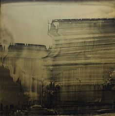 Miriam Cabessa Untitled, 2010 Oil and gold dust on linen 54 x 54 inches