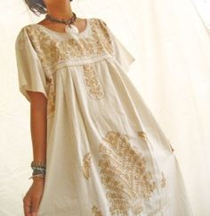 Mexican Dress for  wedding a fiesta or everyday celebration walking through the park or going to an adventure