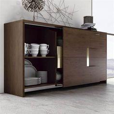 future home interior Dining Room Console, Dining Room Table Decor, Dining Table Design, Dining Nook, Dining Room Furniture, Kitchen Decor, Furniture Design, Home Living Room, Living Room Decor