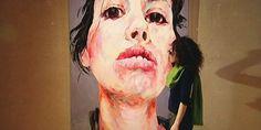 La peinture au couteau de Peggy Viallat-Langlois : violence, intimité, vérité