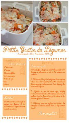 Les Gourmandises de Jelly: ♥ 056 • Petit Gratin de Légumes ♥