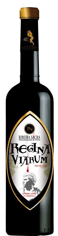 Doble premio para los vinos de Regina Viarum