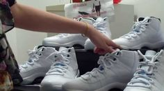 best sneakers d570b b0b1c Air Jordan 11 Columbia, Jordans Sneakers, Air Jordans, Combat Boots, Combat  Boot