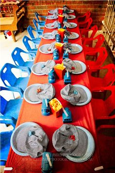 Vintage Train Station Birthday Party - Kara's Party Ideas - The Place for All Things Party
