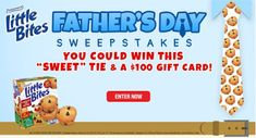Mail4Rosey: $25 Visa Gift Code & Free Product Coupon #Giveaway plus Entenmann's Father's Day Sweepstakes!