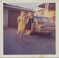 Vintage Cars I'll show you all the honey spots - Irina Shayk, Vintage Colors, Retro Vintage, Vintage Vibes, Vintage Ladies, Old Pictures, Old Photos, Vintage Photographs, Vintage Photos