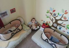 Quarto montessoriano para recém-nascido: sim, dá para fazer!