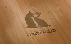 Furry Friends Logo on Behance