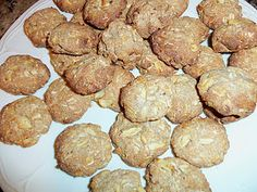 Apple Oatmeal Dog Biscuits recipe