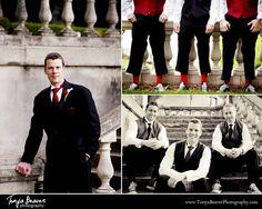 Red Socked Groomsmen, Wedding at Club Continental in Orange Park, FL  http://blog.tonyabeaverphotography.com/?p=5213
