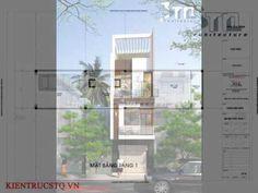 Nhà phố 4 tầng hiện đại 4x17m giá 1,2 tỷ VNĐ