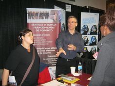 Interact with bilingual employers