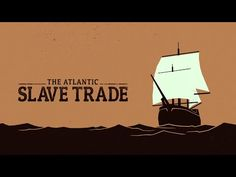 "Excellent New TED-ED Video: ""The Atlantic slave trade: What too few textbooks told you"" 